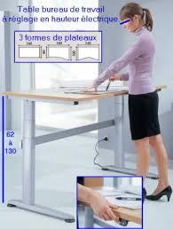 hauteur de bureau de travail nouveau mobilier de bureau mobilier professionnel nouveauté