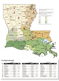 Map Of Shreveport Louisiana by Louisiana Deer Forecast For 2016 Game U0026 Fish
