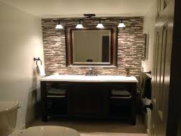 Lighting For Bathroom Mirrors Large Bathroom Mirror With Lights Fashionable Ideas Light For