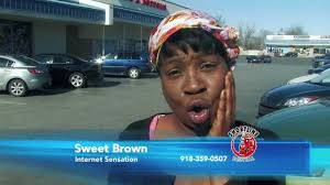 Sweet Brown Meme - sweet brown toothache ain t nobody got time for that youtube