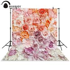 photography backdrop paper allenjoy photography backdrop paper flower wall gorgeous wedding