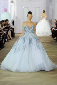 blue wedding dress designer 28 wedding dresses that will you re think the