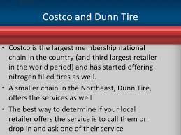 Tire Chains Costco Let The Air Out Nitrogen Tire Inflation Saves Money And Improves Tre U2026
