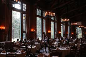 Dining In The Wilderness The Restaurants In Americas National - The ahwahnee dining room