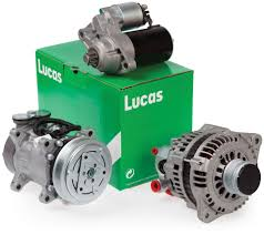 lucas electrical automotive aftermarket components