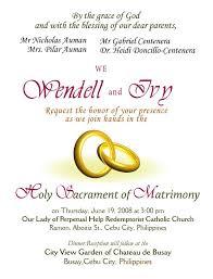 sle wedding invitation wording wedding invitations pictures sle sle wedding invitation
