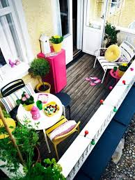 Small Balcony Furniture exterior design cute white furniture deck ideas with white