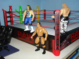 Wrestling Ring Bed Frame Fun With New Mattel Elite Scale Main Event Ring Wrestlingfigs