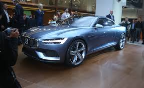 roll royce harga volvo concept coupe photos and info u2013 news u2013 car and driver