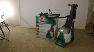 Carpet And Upholstery Cleaning Machines Reviews Bissell Carpet Cleaners Big Green Machine 86t3 Unboxing Youtube