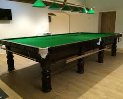 full size snooker table second hand snooker tables fully refurbished used tables