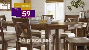 Tv In Dining Room Homestore Get More Event Tv Commercial Dining Room Sets