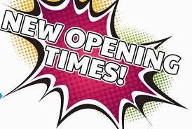 new opening hours at rainbow montessori nurseries rainbow