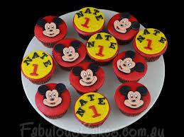 mickey mouse cupcakes mickey mouse cupcakes fabulous cakes