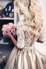 Champagne Wedding Dresses 25 Best Champagne Lace Wedding Dress Ideas On Pinterest Reem