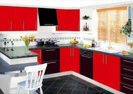 black kitchens designs black and red kitchen designs amazing decor red and black kitchen