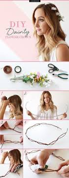 getting fullness on the hair crown 462 best flower crowns images on pinterest wedding flowers baby