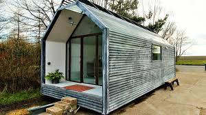 micro house design tiny home rustic full length sky light contemporary shepherds hut