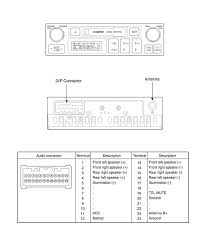 kia rio radio wiring diagram kia wiring diagrams instruction