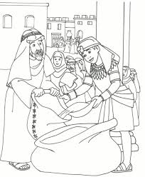joseph u0026 brothers coloring kid printables joseph