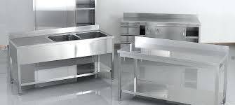cuisine inox meuble cuisine inox brossac poignace de meuble inox brossac design
