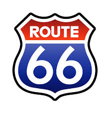Original Route 66 Map by Route 66 Restaurant Equipment Wholesale Colorado