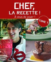 livre de cuisine cyril lignac livre chef la recette cyril lignac hachette pratique cuisine