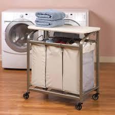 wood tilt out laundry hamper laundry room laundry sorter cabinet inspirations laundry room