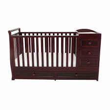 White Cribs With Changing Table Furniture Beautiful Crib Changing Table Combo Delta Crib And