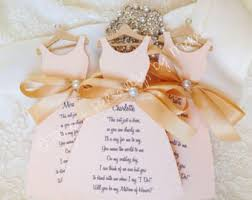 bridesmaid invitations uk take it personally by merrill a one stop by takeitpersonallybym