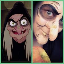 evil witch from snow white makeup youtube