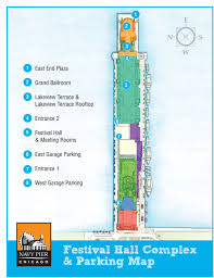 navy pier map map of chicago navy pier chicago map