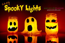 Fun And Easy Halloween Crafts by Amandabaity Com Easy Halloween Craft Luminaries For The Kids