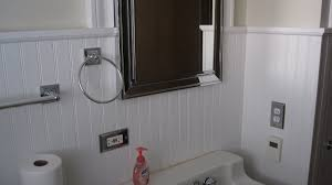 Wainscoting Small Bathroom by Wainscoting Ideas For Bathroom