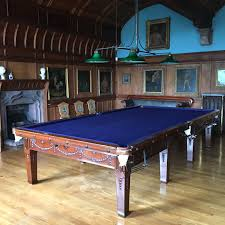 full size snooker table full size snooker table browns antiques billiards and interiors