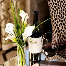 flowers wine what to gift a on s day all about flowers our