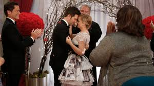 tying the knope parks and rec s best weddings