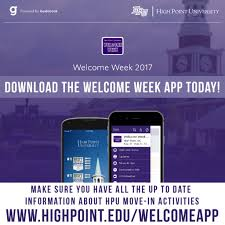 welcome week 2017 welcome week 2017 high point university