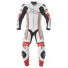 motorcycle racing leathers axo indy cowhide leather suit for men