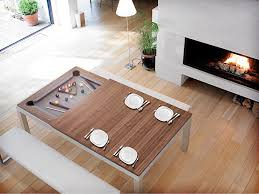 Convertible Dining Room Pool Table Dining Room Trendy Living Room Ideas With Convertible Dining