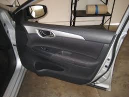 Nissan Sentra Interior 2015 Nissan Sentra Interior Door Panel Removal Speaker Replacement