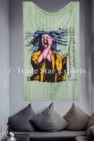 bob marley home decor bob marley hand painted hangings home decor art mandala indian