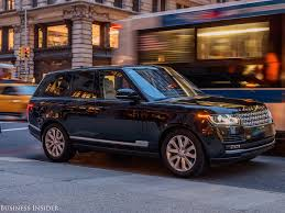 lime green range rover the range rover td6 review business insider