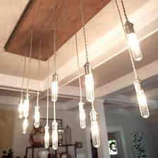 How To Make A Diy Chandelier Industrial Edison Style Chandelier Video Lia Griffith