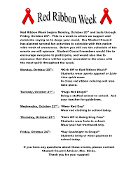 red ribbon week 2012 printable coloring pages the best red ribbon