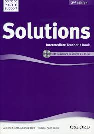 solutions intermediate teacher s book скачать