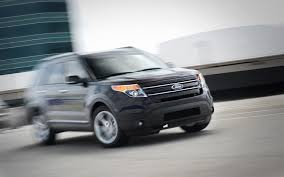 Ford Explorer Truck - 2013 ford explorer limited 4wd first test motor trend