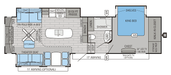 country coach floor plans 2016 luxury fifth wheel floorplans u0026 prices jayco inc