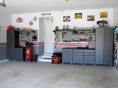 blue and grey painted garage garage ideas pinterest garage