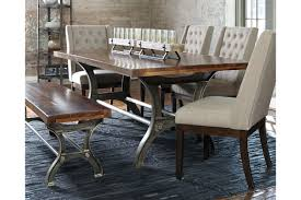 pictures of dining rooms ranimar dining room table ashley furniture homestore